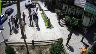Страшное ДТП сбили реденка Армавир 06.05.17
