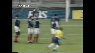 Torneo di francia 1°giornata Francia-Brasile 1-1 Highlights (RAI)