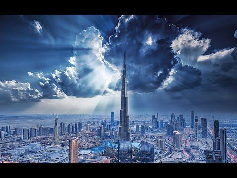 UAE Raining   2020 Beautiful Weather in UAE Raining 2020