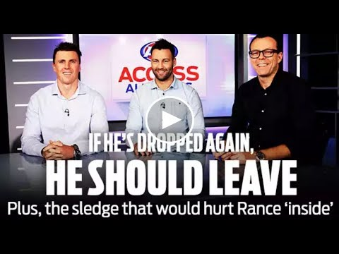 If he's dropped again, he should leave: Access All Areas | Round 15, 2018 | AFL
