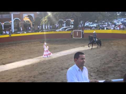 Danza Hipica De La Pollera Panama