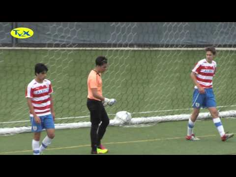Albion vs Galaxy, BU14 Academy Soccer