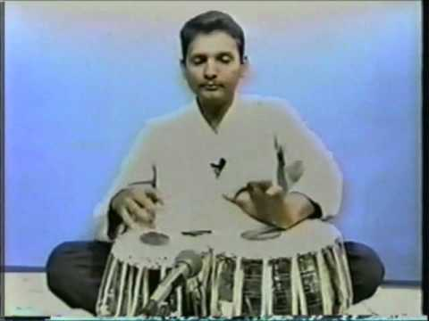 Tabla- Lesson 10- Kaidas #2 of Teen Taal