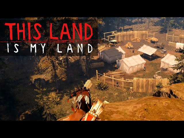 Fort Claymist 🦅 This Land Is My Land #15 🦅 [Lets Play Deutsch]
