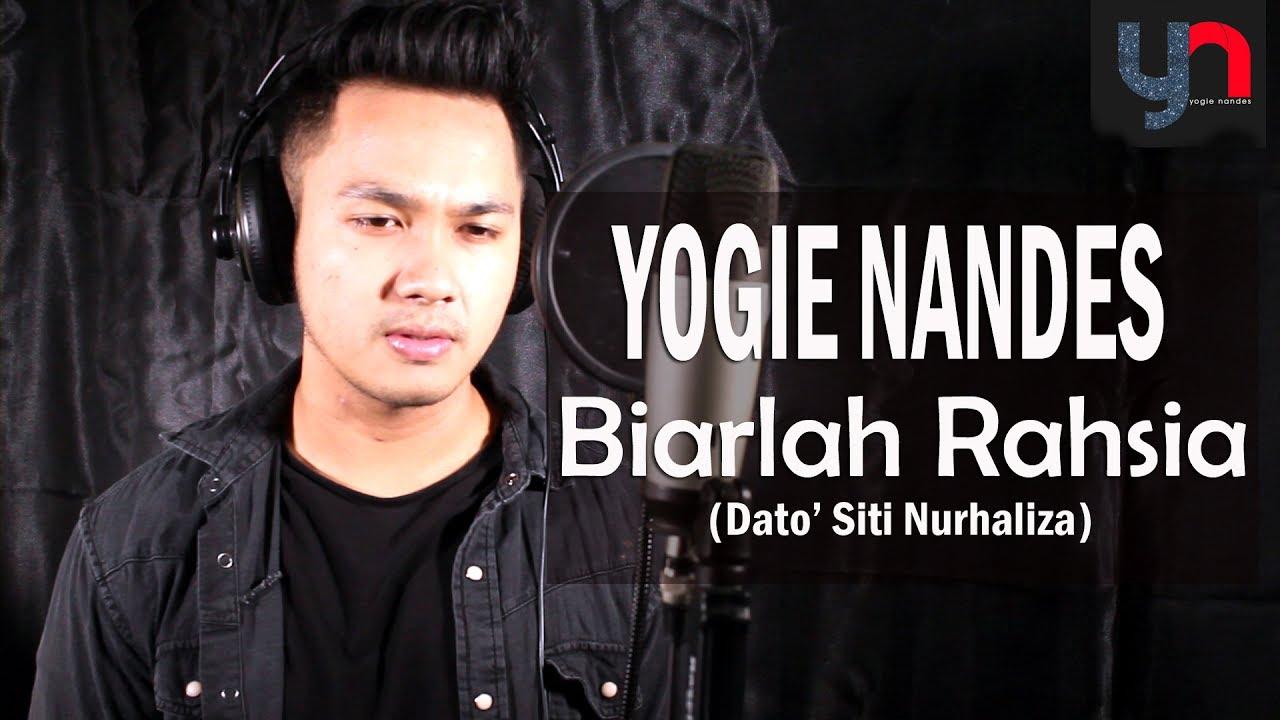 Download BIARLAH RAHSIA (DATUK SITI NURHALIZA) - COVER BY YOGIE NANDES