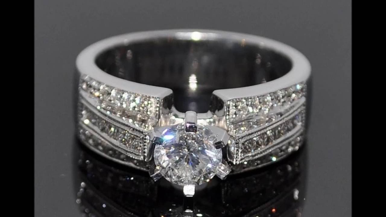 trio bands white bridal cz solid your band the wedding stand jewelry ring out rings of stone diamond gold with help wide