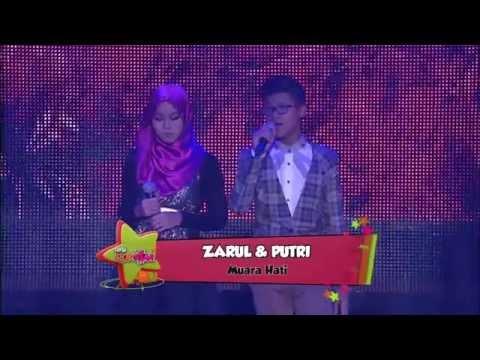 Konsert Kemuncak Ceria Popstar 2: Zarul & Putri - Muara Hati (Hafiz & Dato Siti Nurhaliza)