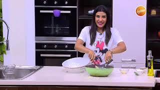 حلقة خاصة عن مكرونة بالثوم - بان كيك بالليمون و وصفات اخري | أميرة في المطبخ (حلقة كاملة)