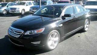 2010 TAURUS SHO BLACK at Billy Howell Ford Cumming Ga 770-887-2311
