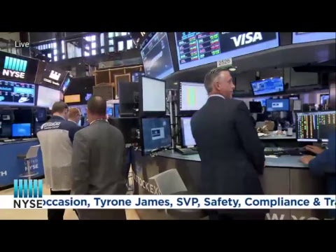 Genesee & Wyoming Inc. Rings The NYSE Closing Bell