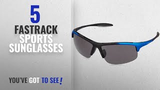 Top 10 Fastrack Sports Sunglasses [2018]: Fastrack UV Protected Sport Men