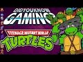 Teenage Mutant Ninja Turtles Games (TMNT) - Did You Know Gaming? Feat. TheCartoonGamer