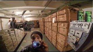 ДИГГЕРЫ нашли самый большой в мире БУНКЕР! военный сталк, бомбоубежище с дозиметрами радиация