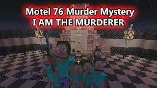 Steven Skin Round| Minecraft Xbox 360 | Motel 76 Murder Mystery [2]