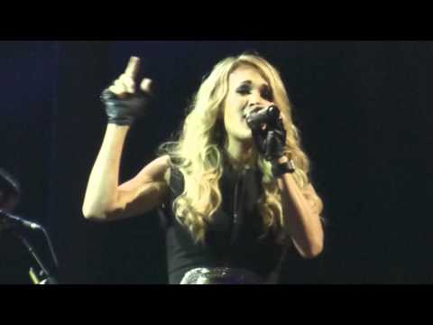 11 Carrie Underwood - See You Again (mashup)  - Apple music festival 21 - 09 - 2015