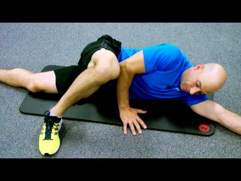 Groin Muscle Exercise: Leg Raise : Leg & Back Exercises