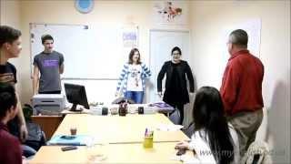 Урок английского с носителем в My English School