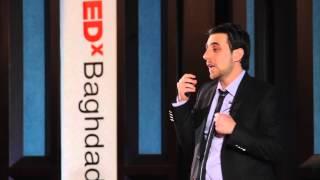 Abdulrahman Al-Kateb at TEDxBaghdad