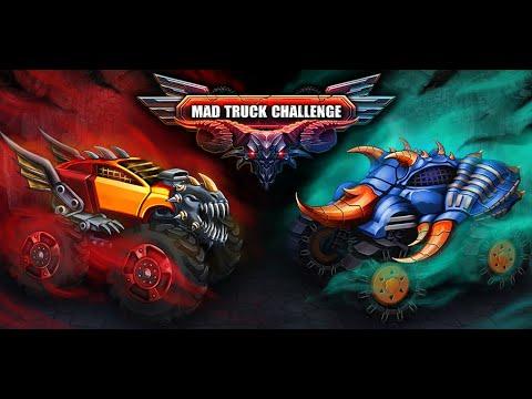 Mad Truck Challenge - Google Play Store Trailer (EN)