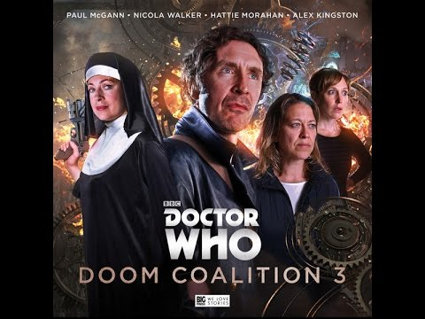 He Who Moans Reviews: Doctor Who: Doom Coalition 3