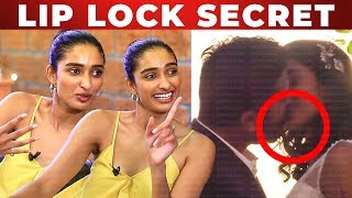 LIP LOCK Scene With SIMBU - Dayana Erappa Opens UP | NPA 20