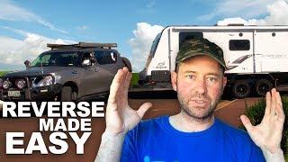 How to: Guide t๐ Reversing a Caravan RV
