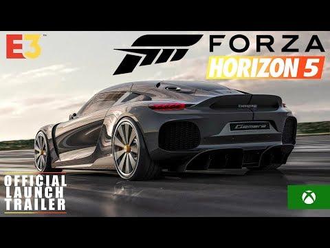 Forza Horizon 5 - OFFICIAL TRAILER   E3   2020   4K