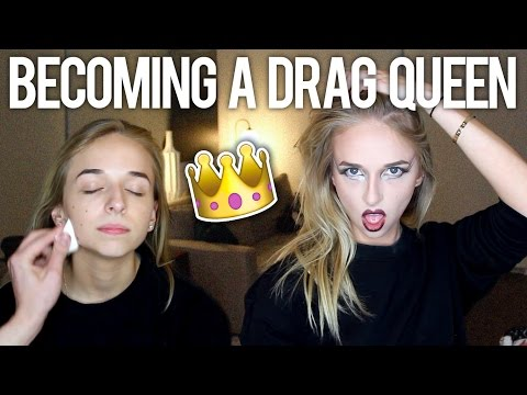 BECOMING A DRAG QUEEN