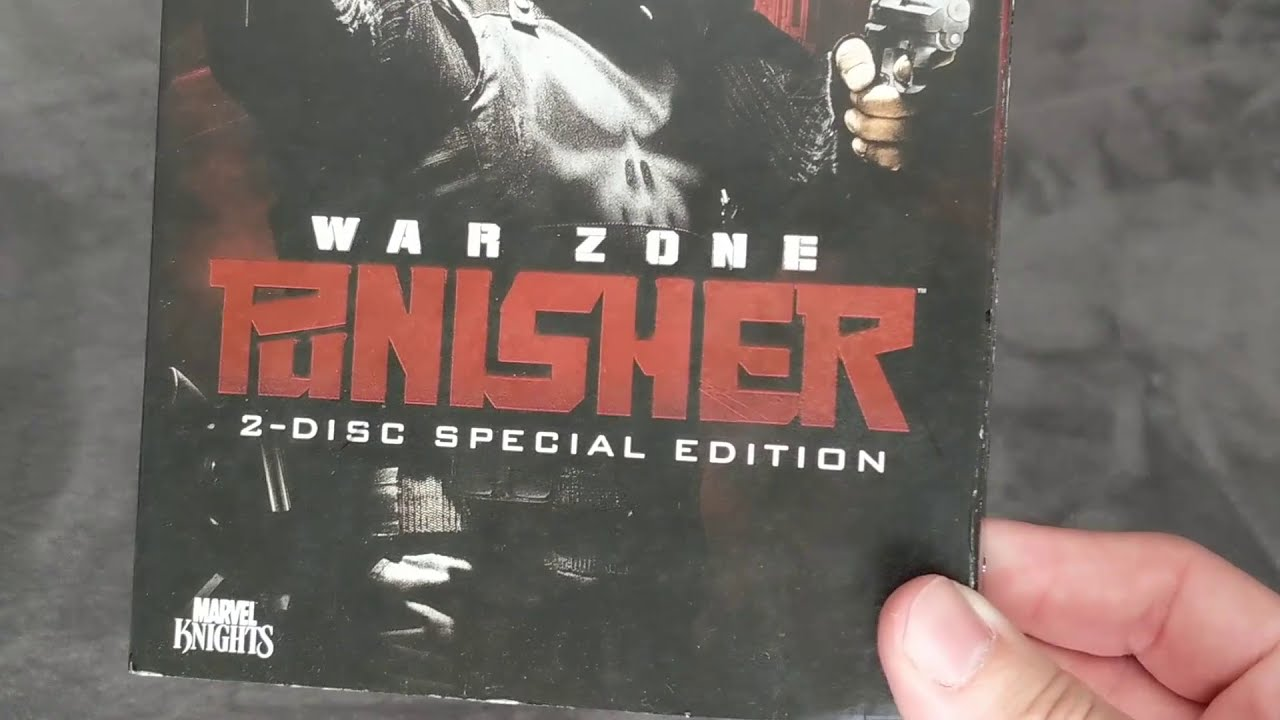 Download Home Media Reviews Episode 34 - Punisher: War Zone (2008)