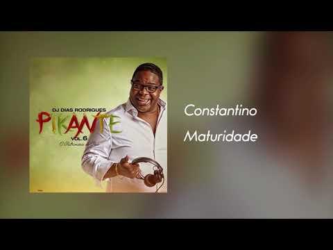 Constantino - Maturidade [Áudio]