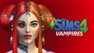 Let's Play The Sims 4 Vampires | Part One