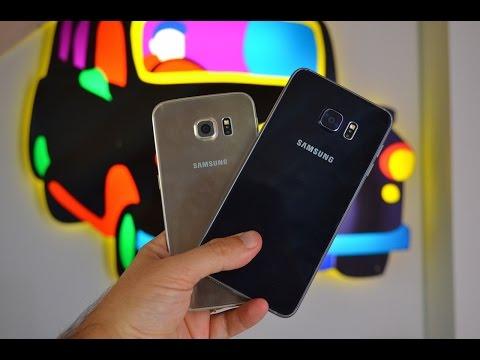 Samsung S6 Edge Versus S6 Edge Plus | video di HDblog