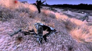 Fallout New Vegas Прохождение 31 Место крушения Винтокрыла и Прототи Тесла Битон