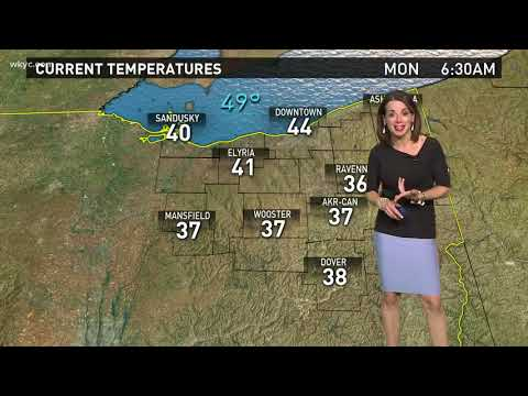 Morning Weather Forecast For Northeast Ohio November - Dover ohio weather radar