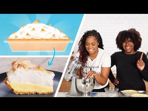 Can This Chef Recreate My Mom's Lemon Meringue Pie? •Tasty