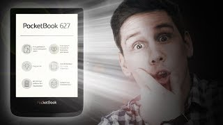 Какие РЕВОЛЮЦИИ происходят с книгами? - Обзор электронной книги PocketBook 627