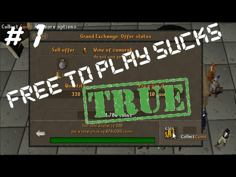 Old School Runescape - From Scratch (Ep.1)