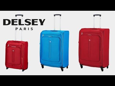 Delsey - Manitoba 4-Rollen-Trolley | koffer-direkt.de