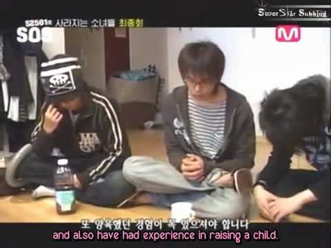 [ENG SUBBED] 061213 SS501 Variety Show SOS Ep 08 Part 2 of 5.mp4