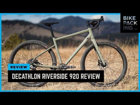 Decathlon Riverside Touring 920 Review: First Impressions