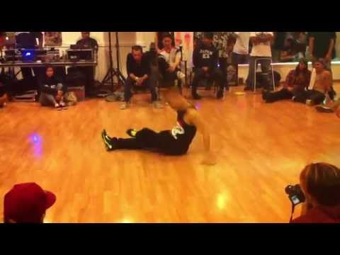 Skillz Hawaii 2014 - Doods (PCKRZ) vs. Waikiki Bboys