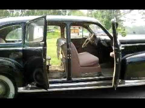 Cadillac Fleetwood For Sale >> 1948 Cadillac Fleetwood Limousine - YouTube