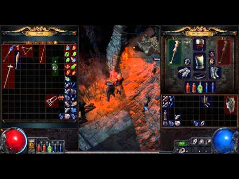 Path Of Exile #003 Dunkle Gänge