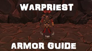 Warpriest Armor Guide - Why it's so good [Runescape 2014]