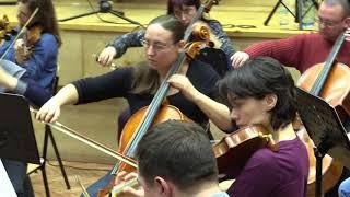 Derek Gleeson, Charlie Siem, Dublin Philharmonic, Tchaikovsky Violin Concerto
