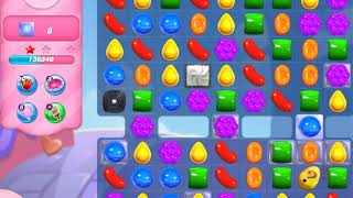 Candy Crush Saga   level 385 no boosters