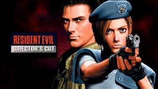 Resident Evil 1 [ Directors Cut ] @ PS 1 // New Game // Jill // German-English Livestream Part 01