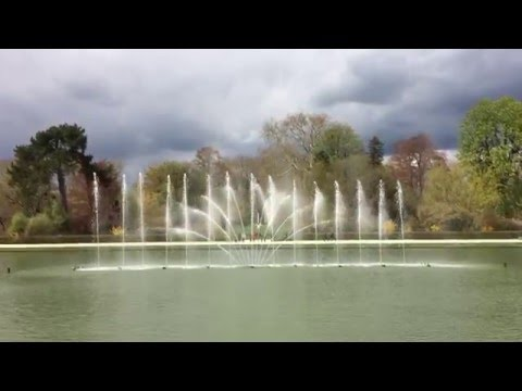 Palace of Versailles - Mirror Fountain