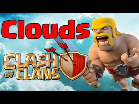 Road to 7000 Trophies!  Clouds, Clouds, and MOAR KLAUDS!!!  Clash of Clans #2