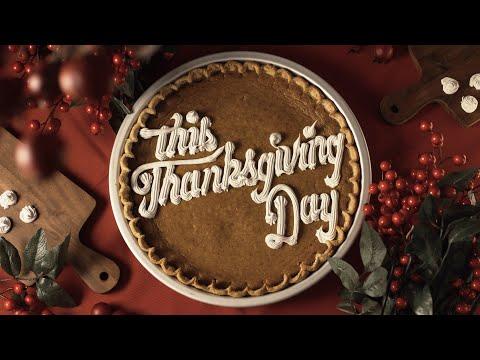 The Thanksgiving Song, Ben Rector